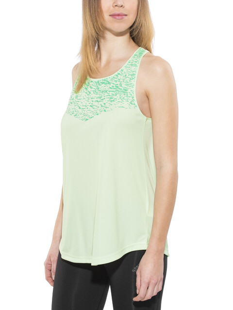 adidas Response Top Women aero green